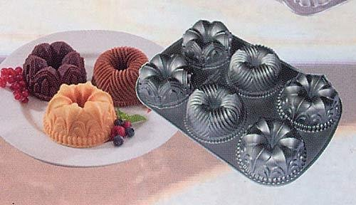Nordicware® Backform Multi-Mini II 6x250ml