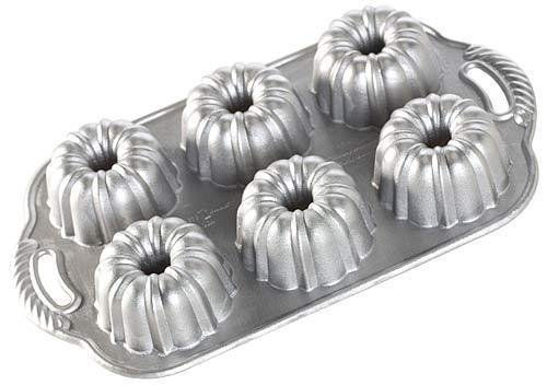 Nordicware® Backform Mini-Guglhupf 6x165 ml