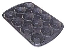 Nordicware® Backform Tortelette 12x60ml